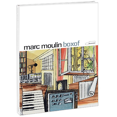 Marc Moulin Boxof Limited Edition (3 CD) Формат: 3 Audio CD (DigiPack) Дистрибьюторы: Blue Note Records, EMI Music Belgium, Gala Records Европейский Союз Лицензионные товары инфо 2448c.