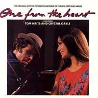 Tom Waits & Crystal Gayle One From The Heart (1982 Film) [Soundtrack] Кристал Гейл Crystal Gayle инфо 9584c.